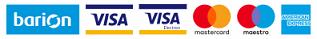 Barion logo - Biztonságos fizetés bannkártyával a webáruházban - Barion safety card payment at the webshop